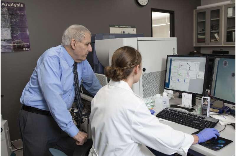 TTUHSC researchers publish preclinical data on new drug combination to treat neuroblastoma