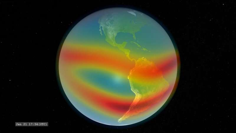 Twin NASA satellites to study signal disruption from space