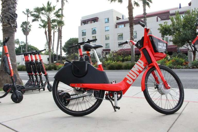 Uber acquired the bike sharing startup Jump to broaden the range of travel offerings for its smartphone application