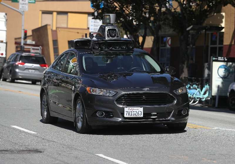 Uber's test of an autonomous vehicle is one of the few on the road, despite early promises they would be broadly deployed this y