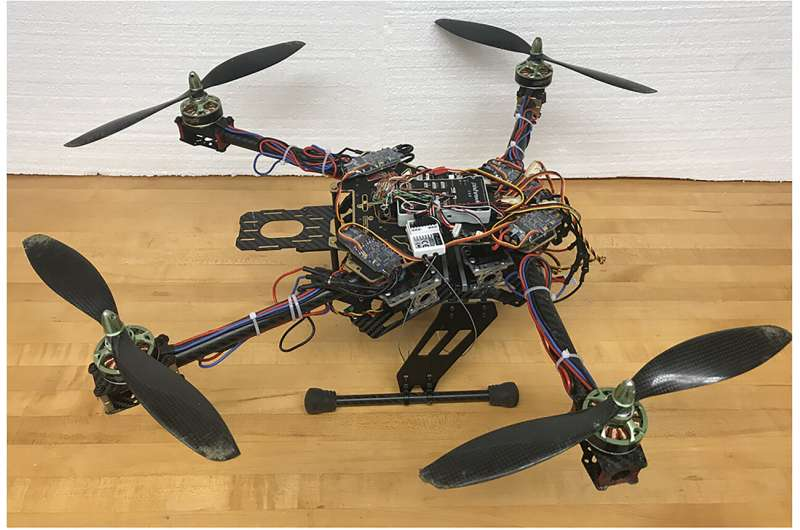Up in arms: Insect-inspired arm technology aims to improve drones