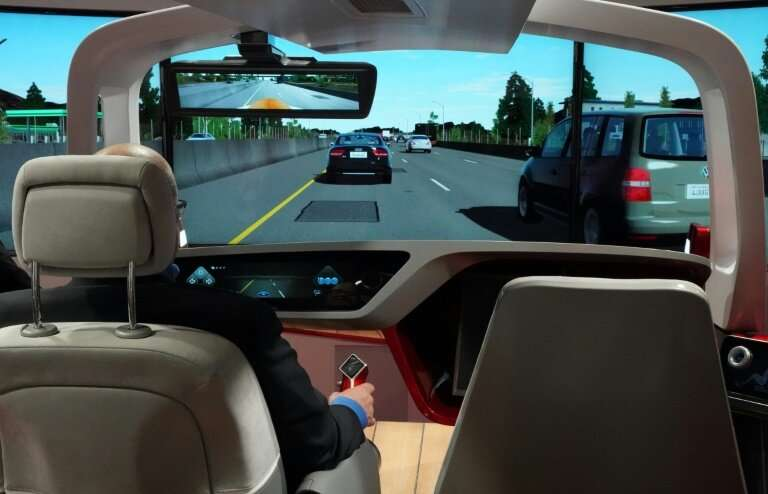 Uses for the lightning-fast 5G network will be virtually limitless and include autonomous cars