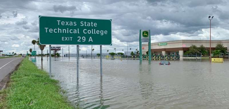 U.S. has its wettest 12 months on record – againJuly 9, 2019