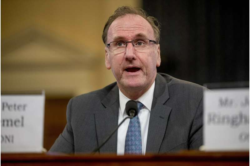US officials: Arctic thawing poses national security concern