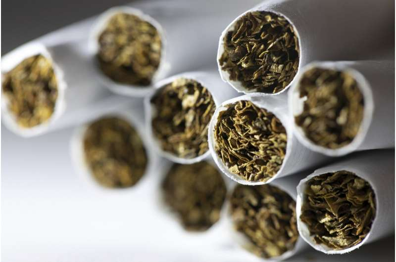 US permits sale of cigarettes with 95% less nicotine