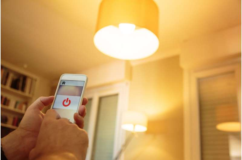 UTSA study warns of security gaps in smart light bulbs