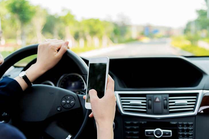 Video-based 'threat appeals' may lead to less texting and driving