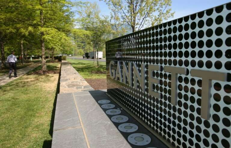 Virginia-based Gannett, which also owns several large regional US dailies, says it is confident of its strategy to remain indepe