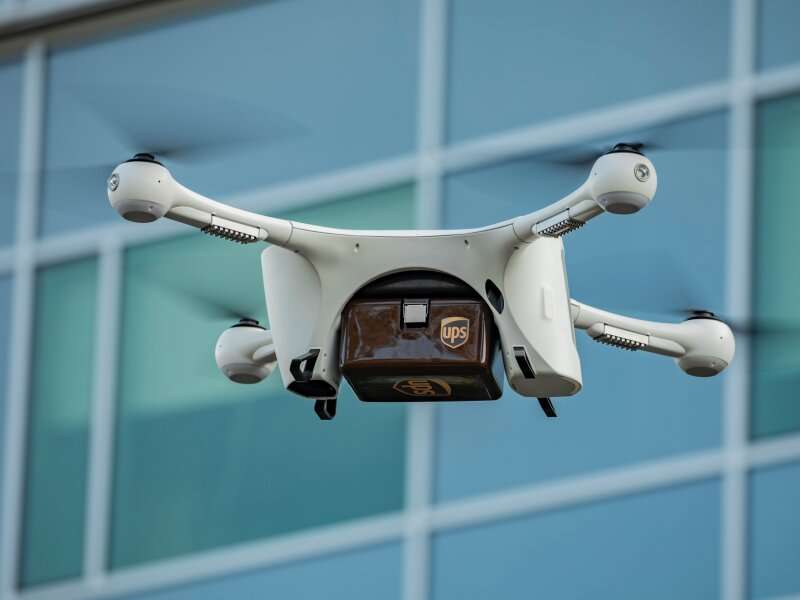 WakeMed in Raleigh is the spot as UPS makes its first deliveries with drones in the US