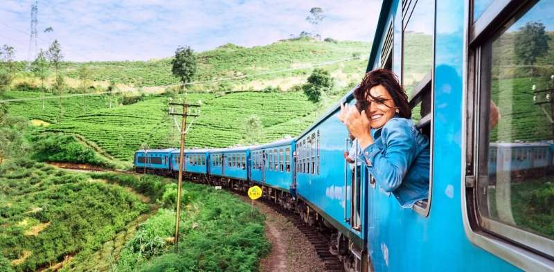 Want to become a better person? Travelling more might be the answer