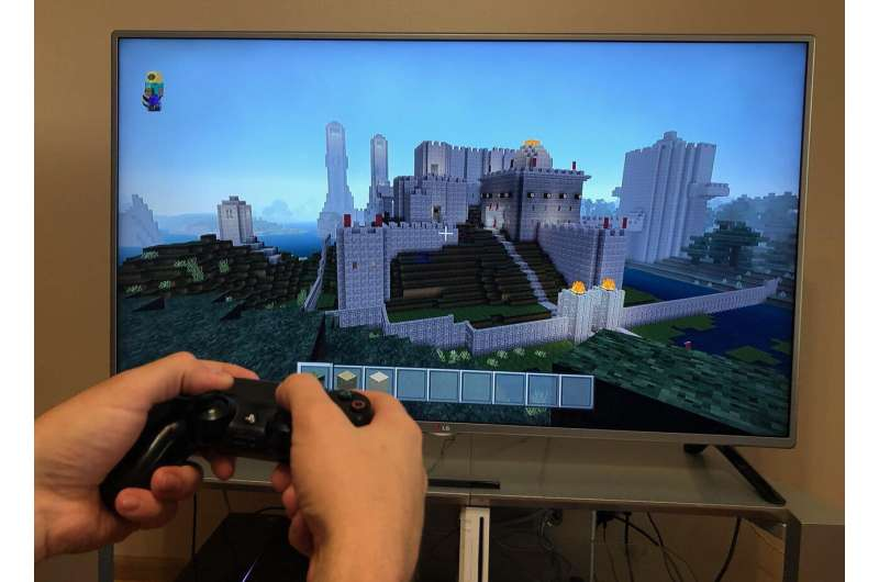Want to boost creativity? Try playing Minecraft