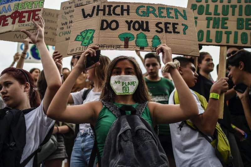 Watch out for greenwashing