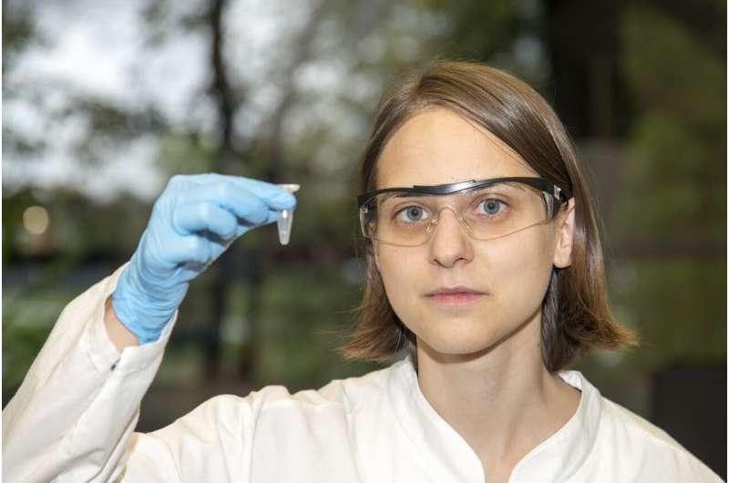 Weak spot in pathogenic bacteria