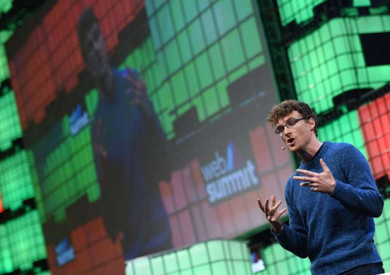Web Summit founder Paddy Cosgrave says high technology 'has become hyper-political'
