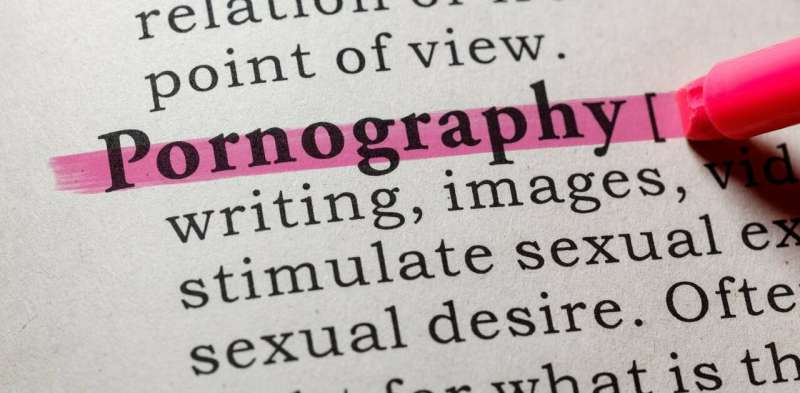 We need a new definition of pornography—with consent at the centre