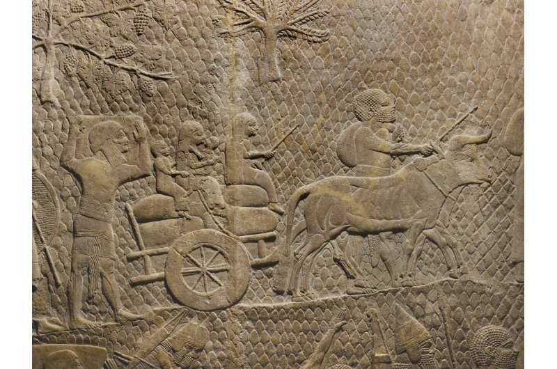 What felled the great Assyrian Empire? A Yale professor weighs in