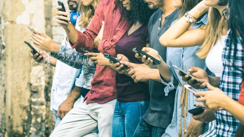 Why fears over smartphone 'addiction' are based on flawed evidence
