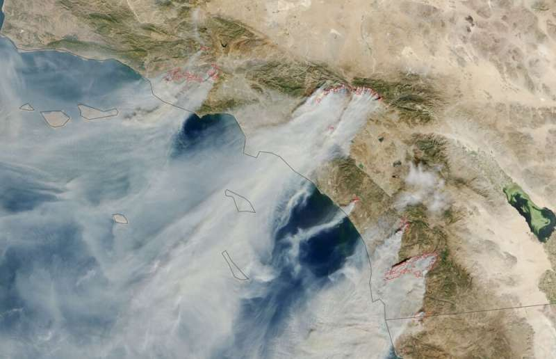 Why we need to treat wildfire as a public health issue in California