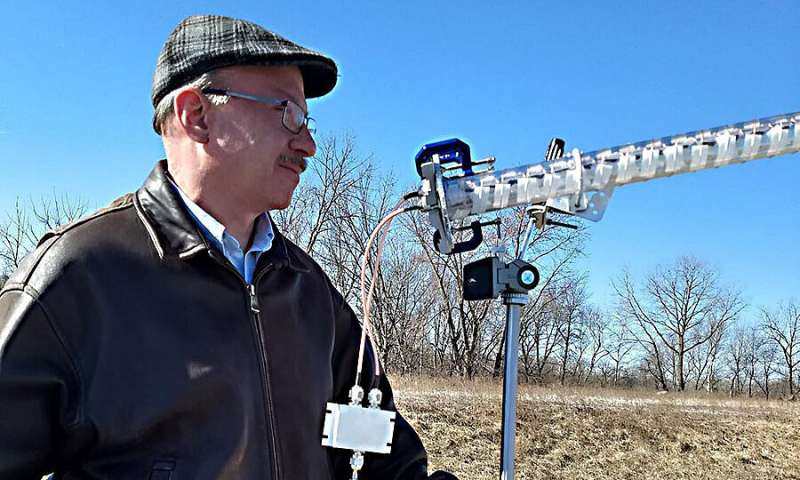 'Wi-Fi 'antenna' provides options for rural areas