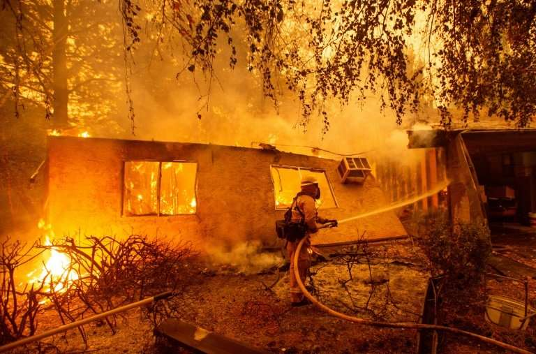 Wildfires dealt $24 billion of damage in California