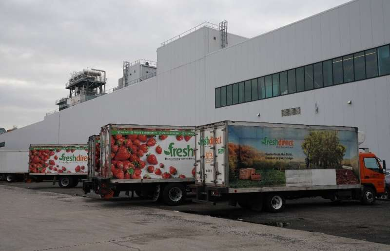 With 20 years of collected data, FreshDirect can anticipate consumer habits as accurately as traffic conditions