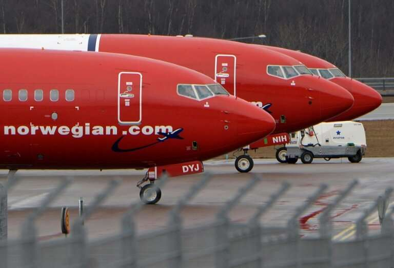 With its results in the red, Norwegian is rushing to raise new cash