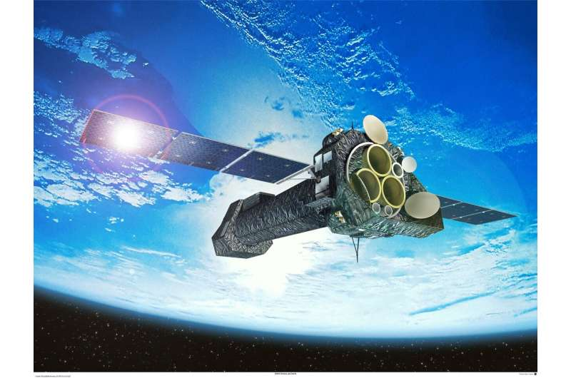 X-ray satellite XMM-Newton celebrates 20 years in space