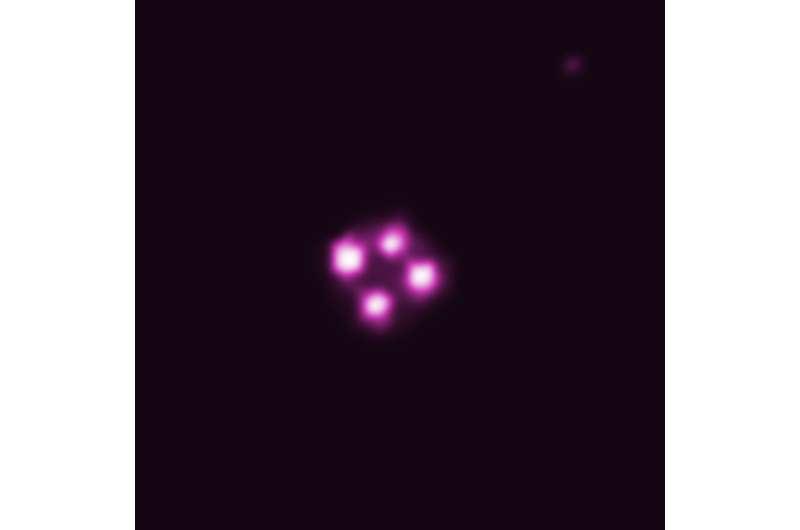 X-rays spot spinning black holes across cosmic sea