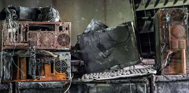 Your internet data is rotting