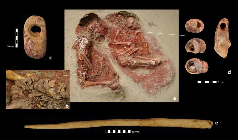 30,000-year-old twin remains found in ancient grave in Austria