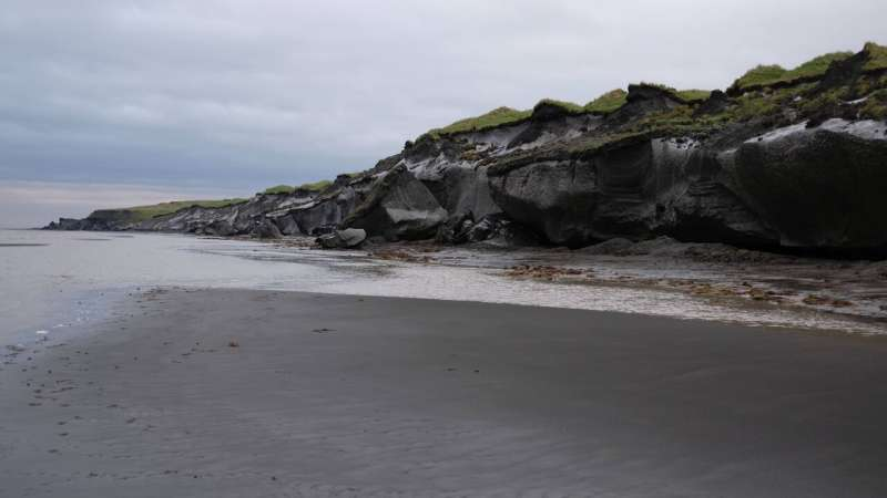 A groggy climate giant: subsea permafrost is still waking up after 12,000 years