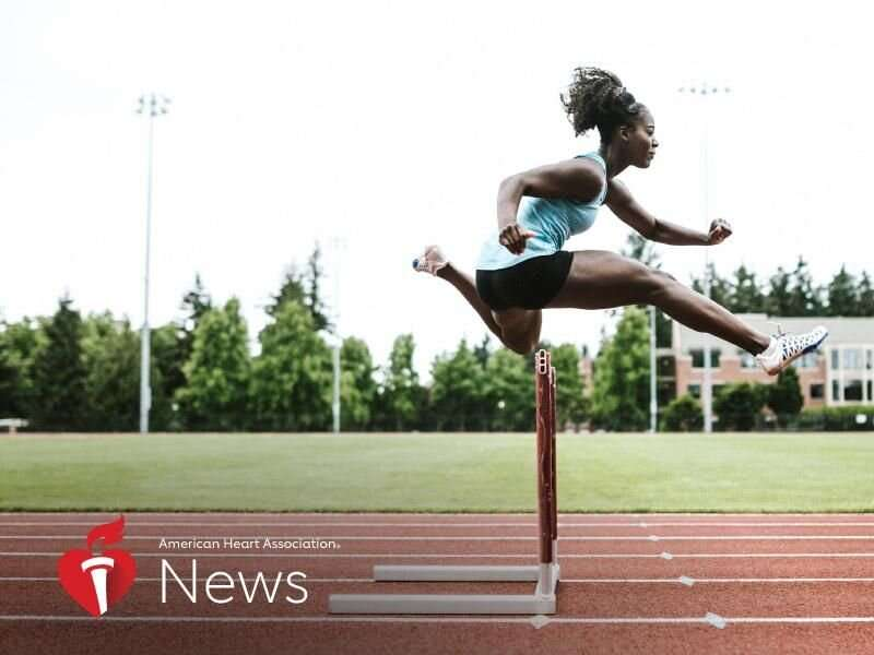 AHA news: 'Athlete's heart' differs between men and women