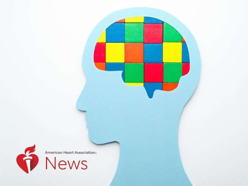 AHA news: high blood pressure may cause poor communication between brain regions