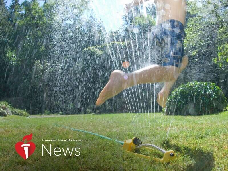 AHA news: how to stay safe, healthy and cool this summer despite COVID-19 threat