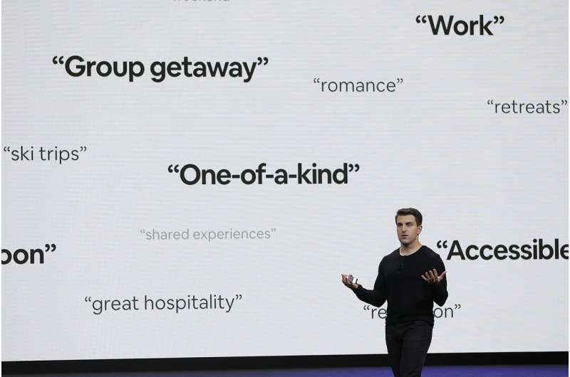 Airbnb shares more than double in price in long-awaited IPO