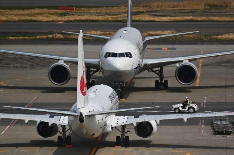 Airlines around the world are wobbling because of coronavirus