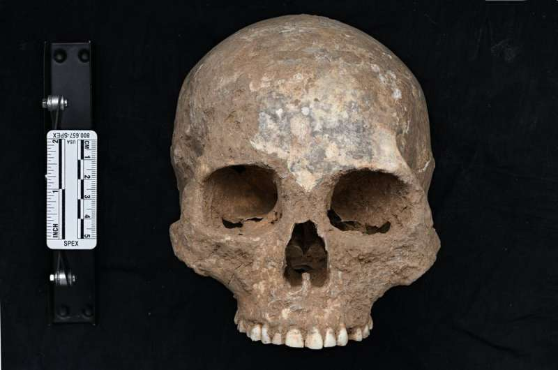 Ancient DNA is revealing the genetic landscape of people who first settled East Asia