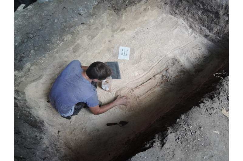 Ancient DNA sheds light on the peopling of the Mariana Islands