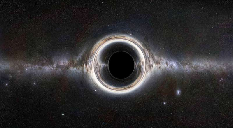 A new theorem predicts that stationary black holes must have at least one light ring