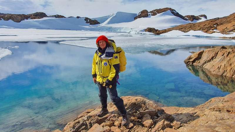 Antarctica's summer of extreme heat