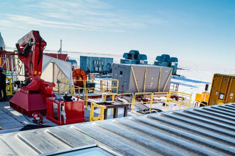 Antarctic subglacial lakes are cold, dark and full of secrets