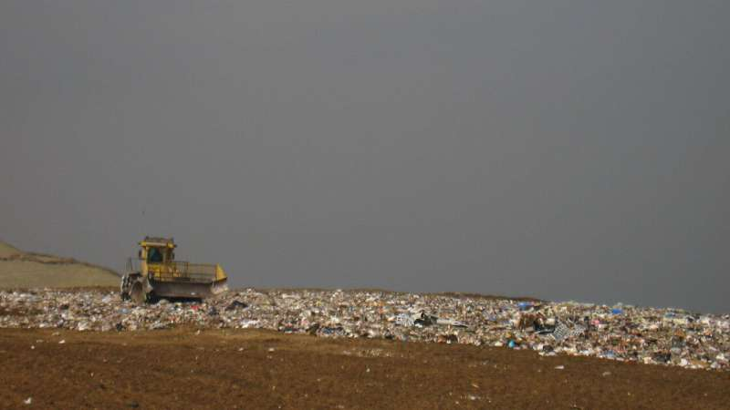Applying compost to landfills could have environmental benefits
