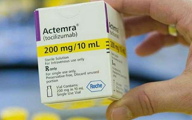 Arthritis drug presents promise as treatment for COVID-19 pneumonia