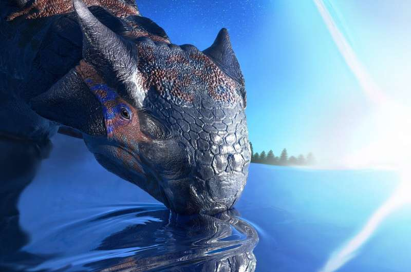 Asteroid impact, not volcanoes, made the Earth uninhabitable for dinosaurs