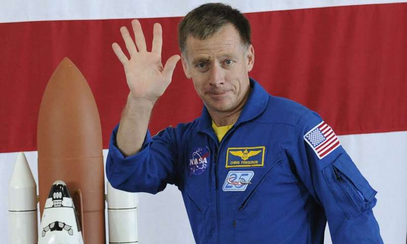 Astronaut chooses daughter's wedding over space test flight