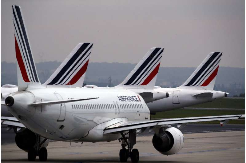 At least $9.7 billion in state bailouts for Air France, KLM