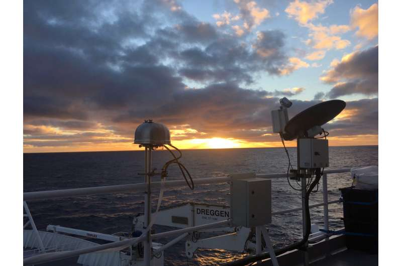 Atmospheric scientists identify cleanest air on Earth in first-of-its-kind study