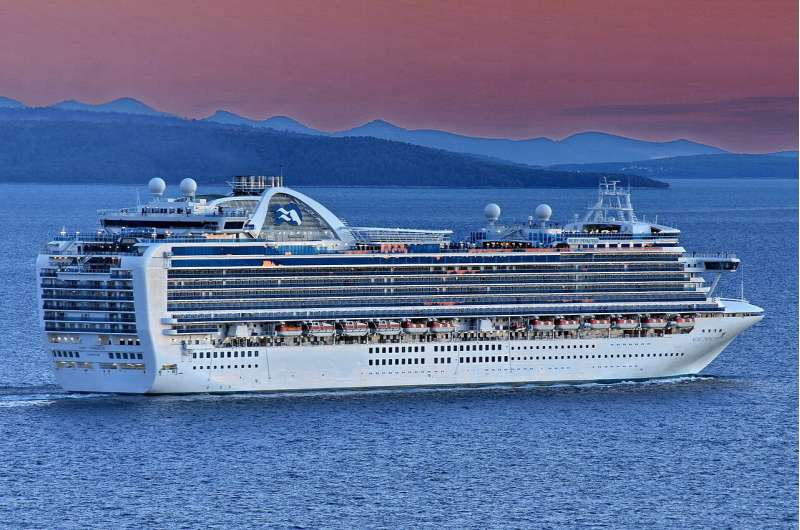 Australian researchers track COVID-19 in wastewater from plane and cruise ship passengers