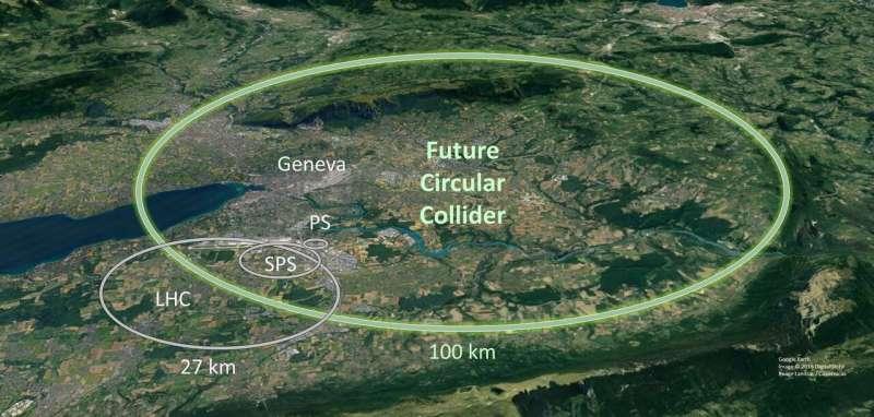CERN Council endorses building bigger supercollider