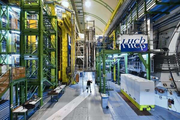 CERN: discovery sheds light on the great mystery of why the universe has less 'antimatter' than matter